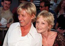 "Ellen DeGeneres didn't want ex-girlfriend Anne Heche to ""dress sexy"""