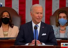 "President Biden calls trans youth ""brave"" in historic speech to joint session of Congress"