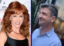 """CEO caught harassing gay teen who wore dress to prom. Kathy Griffin helped him get """"online famous."""""""