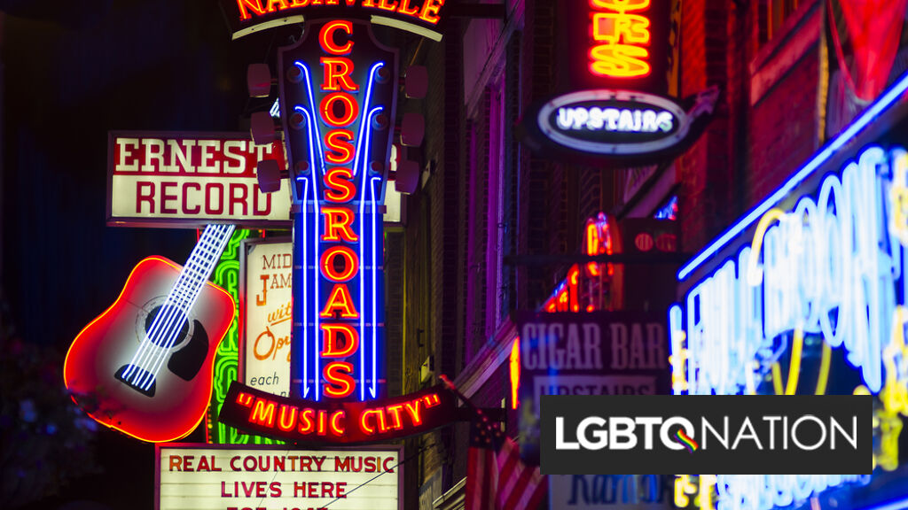 Trans billionaire & music industry send pointed message to Tennessee GOP