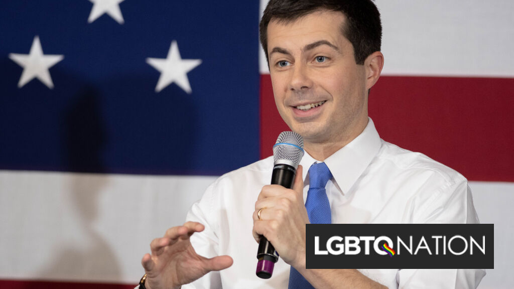 Pete Buttigieg races to answer policy questions in 15 seconds or less