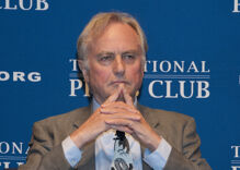 "Richard Dawkins loses 1996 ""Humanist of the Year"" award over transphobic tweet"