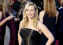 "Kate Winslet knows ""at least four"" actors who are ""terrified"" of coming out in Hollywood"