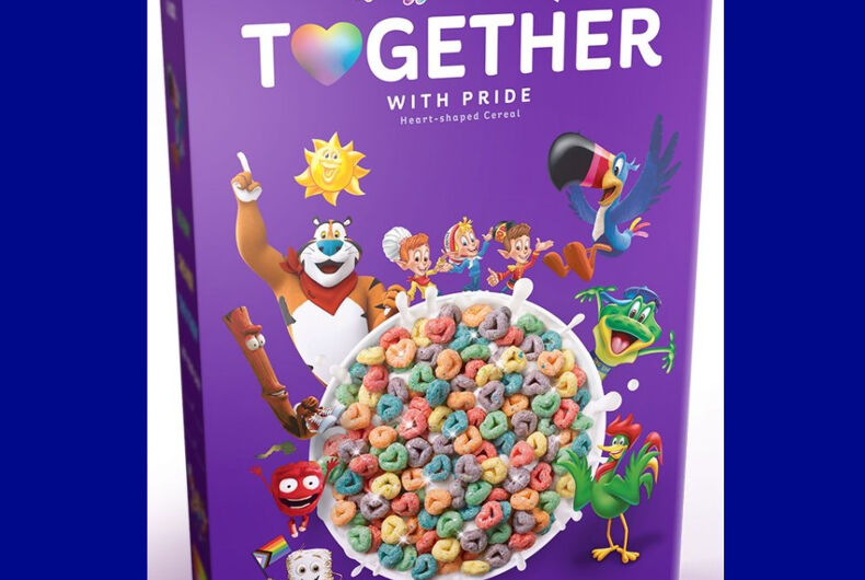 Together with Pride from Kellogg's