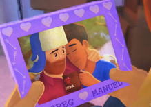 """Russia suggests that Disney is denying """"family values"""" over Pixar film with gay character"""