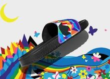 Don't get caught slipping without Converse's Pride slides this summer