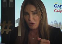 "Caitlyn Jenner criticizes California for being ""number one"" in her latest campaign ad"
