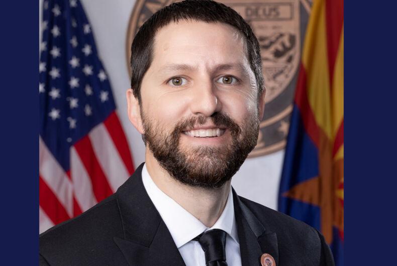 Arizona state Sen. Paul Boyer (R)