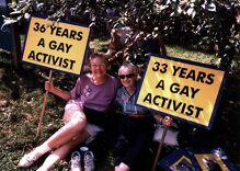 Legendary gay rights pioneer Kay Lahusen passes at 91
