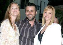 """Joey from """"Friends"""" was gay & closeted in joke cut from season 4 finale"""