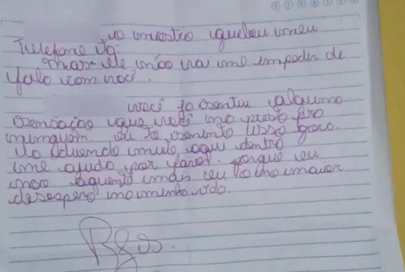 The Brazilian teen's handwritten letter got him the help he needed.