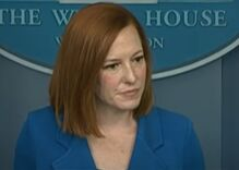 Jen Psaki shuts down Fox reporter who blamed unemployment on Joe Biden