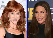 "Kathy Griffin slams Caitlyn Jenner for her clueless ""airplane hangar"" interview"