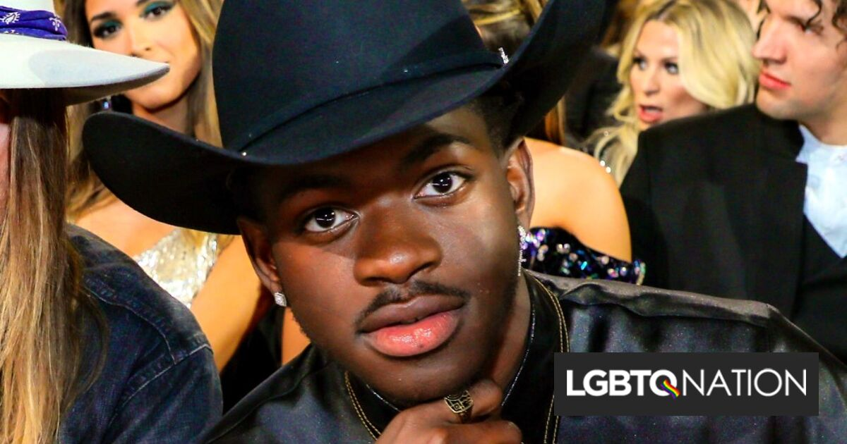 """Lil Nas X used to feel pressured to be """"respectable."""" Now he refuses to to be a """"role model."""""""