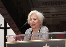 Armistead Maupin & Cher pay tribute to iconic actress Olympia Dukakis