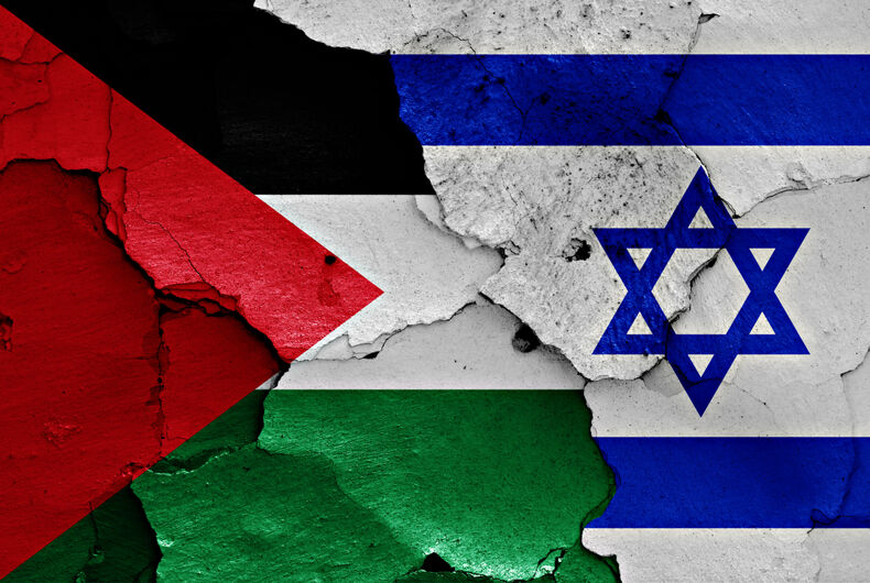 Peace isn't binary. You can be both pro-Palestine & pro-Israel.