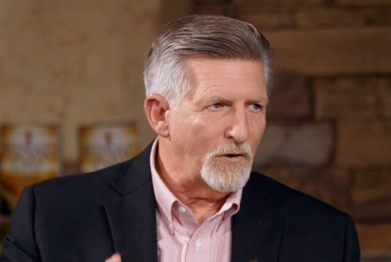 Rick Wiles on TruNews