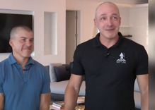 Gay couple gives back to the community to celebrate 25th anniversary