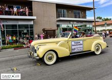 Pride in Pictures: My first parade
