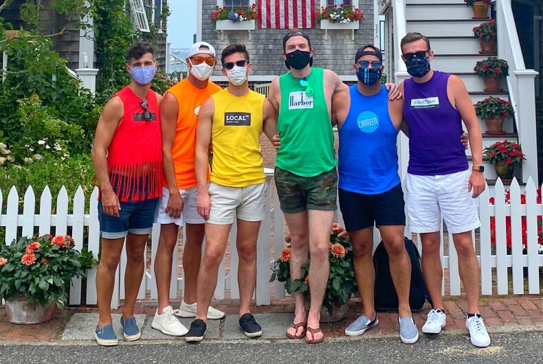 Pride in Pictures, Provincetown