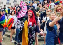 Pride in Pictures: Embracing bisexuality in London
