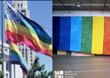 The very first rainbow Pride flags were thought to be gone. Until now.