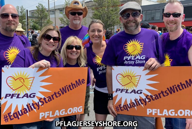 Pride in Pictures, PFLAG