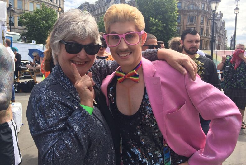 Pride in Pictures, Trudy Howson and Adam All