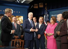 """Biden declares """"Pride is back at the White House"""" after designating Pulse a national memorial"""