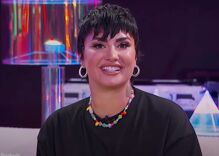 """Demi Lovato may identify as trans in the future because they're a """"very fluid person"""""""