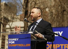 Out NYC Council Speaker Corey Johnson is running for Comptroller. Here's what that means.