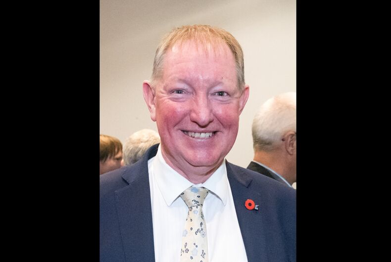 Former member of Parliament Nick Smith