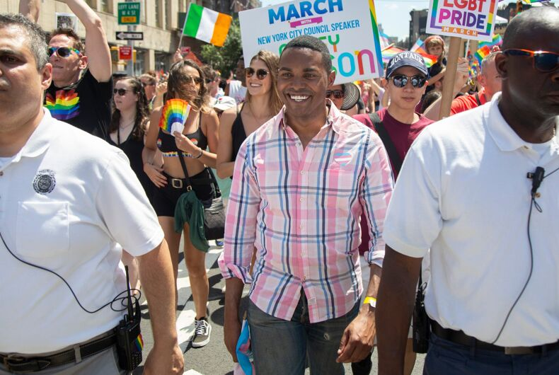 Pride in Pictures, Ritchie Torres