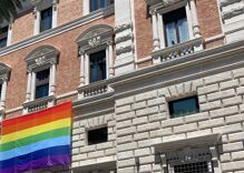 U.S. embassies have flown the Pride flag in some of the most anti-LGBTQ countries on Earth this year