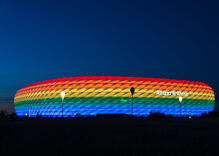 Hungary's new anti-LGBTQ laws have spilled onto Europe's soccer fields
