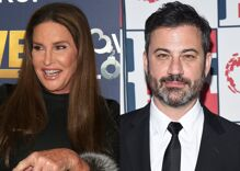 """Caitlyn Jenner is miffed that Jimmy Kimmel called her """"Trump in a wig"""""""
