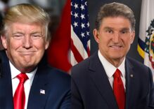 Donald Trump heaps praise on his favorite Democrat Joe Manchin
