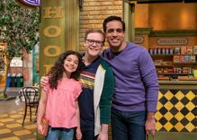 Sesame Street introduces married gay couple with a daughter