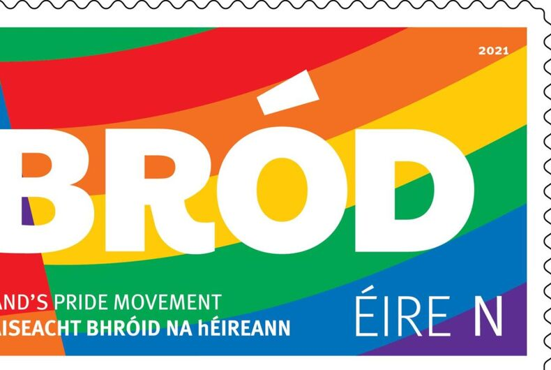 The Republic of Ireland is wishing citizens a happy Bród.