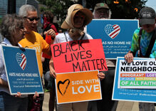 KKK distributes anti-LGBTQ fliers in Virginia after religious right disrupts school board