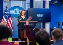 Jen Psaki destroys Fox reporter who said Joe Biden hasn't tried to pass immigration reform