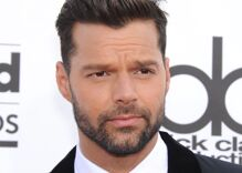 Ricky Martin is still traumatized from the time Barbara Walters tried to out him in 2000