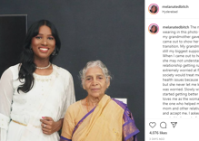 87-year-old woman loves her trans granddaughter so much she warmed the internet's heart