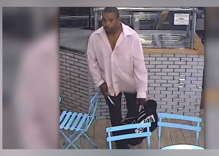 Police arrest a serial criminal for the anti-gay slashing of a Hispanic man in Queens