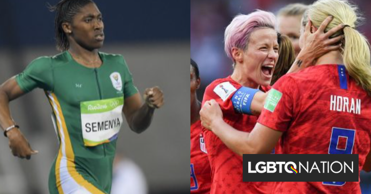 The Olympics may have more LGBTQ representation than ever but it still has some major issues