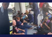 Rev. Jesse Jackson arrested protesting Sen. Kyrsten Sinema