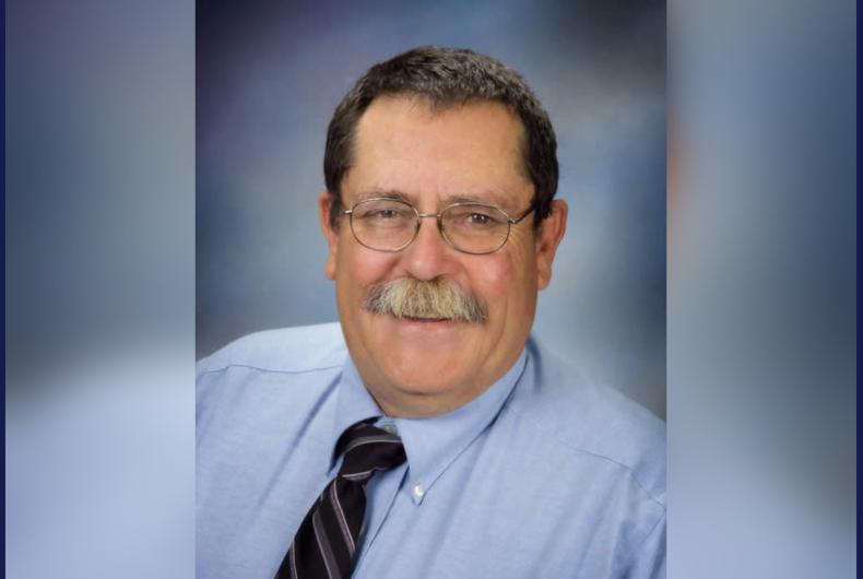 Roseburg Council President Bob Cotterell
