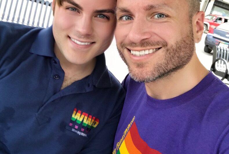 Pride in Pictures, Michael Jasper