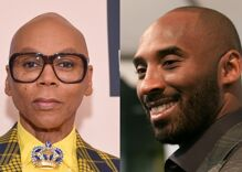 """RuPaul says Kobe Bryant was the """"least expected"""" fan of """"Drag Race"""""""