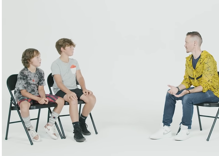 These kids had questions about trans athletes. So they asked one.